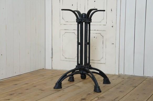 ビンテージ調 鋳造アイアン 鉄脚 カフェ テーブル脚