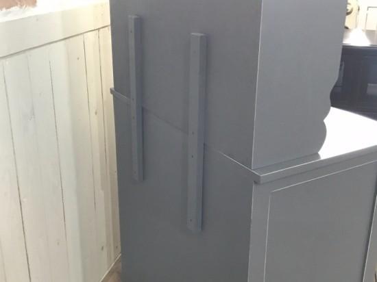 アンティーク調 食器棚 カップボード キャビネット