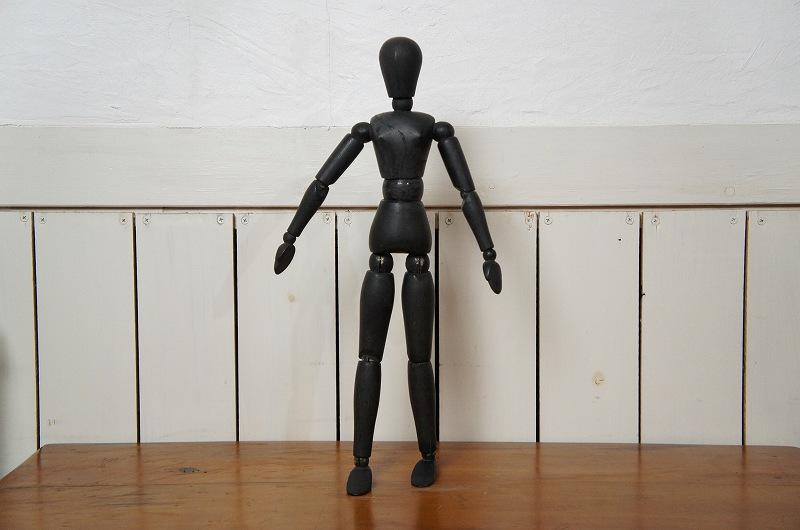 フランス ビンテージ 木製 デッサン 人形