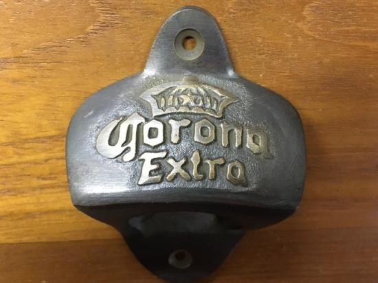 レトロ 栓抜き オープナー Corona Extra