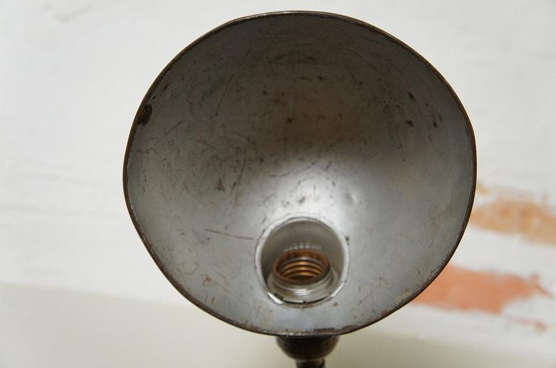 ヴィンテージ ALADDIN社製 グースネック デスクランプ