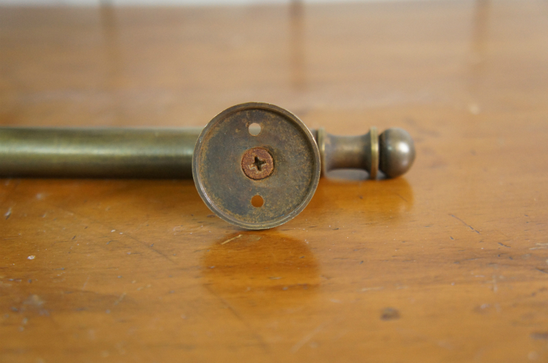 ドアハンドル ストレートタイプ 真鍮製 M